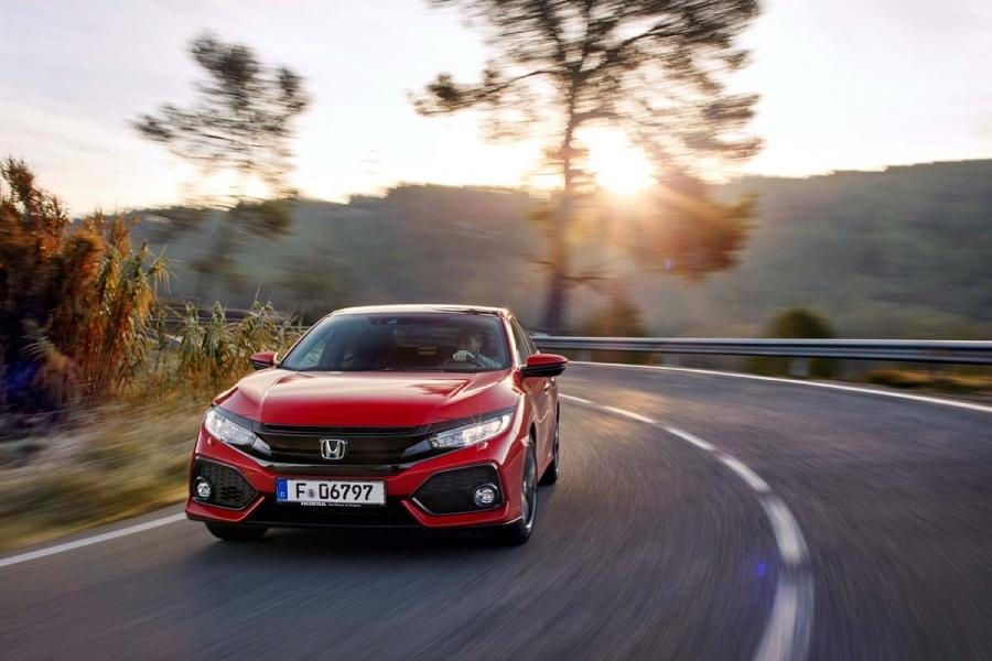 Honda Civic 2017 (20)