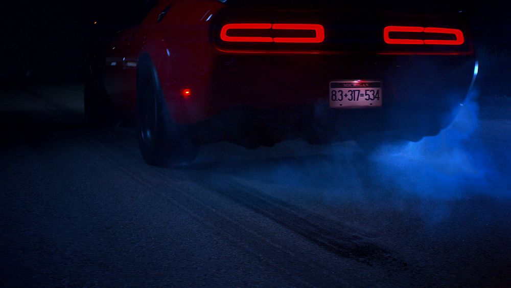 The 2018 Dodge Challenger SRT Demon is the first ever, factory p