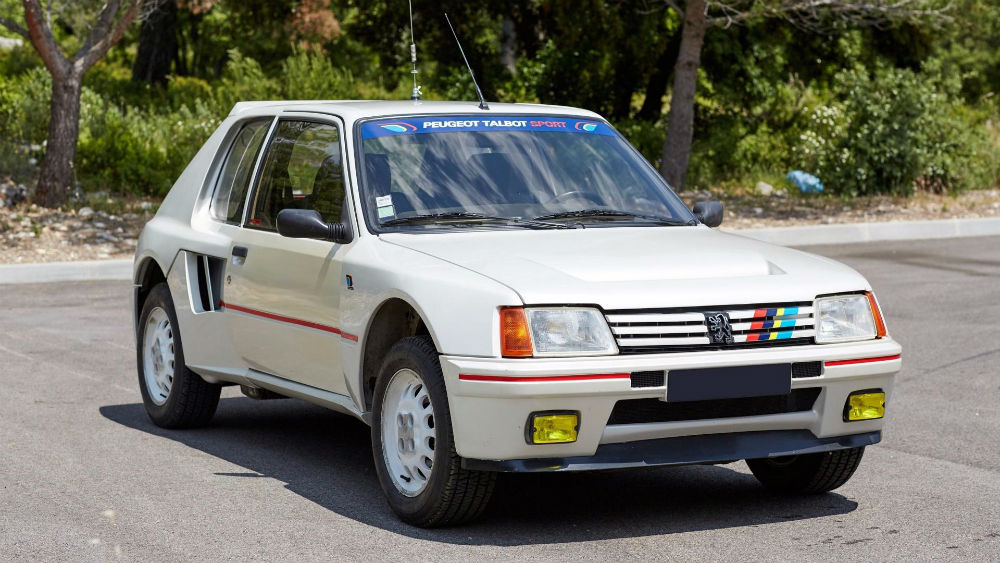 peugeot 205 t16 rar ssimo venda e com 248 km. Black Bedroom Furniture Sets. Home Design Ideas