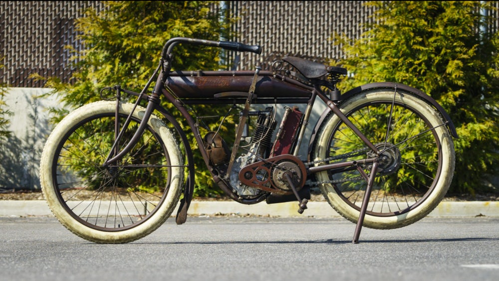 1911 Indian 2.75 HP single-cylinder