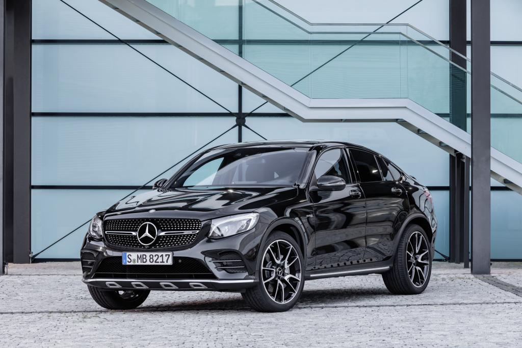 Mercedes-AMG GLC 43 4MATIC Coupé, C253