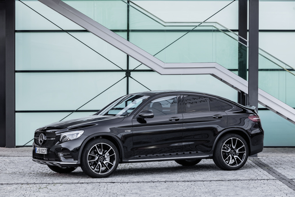 Mercedes-AMG GLC 43 4MATIC Coupé, C253
