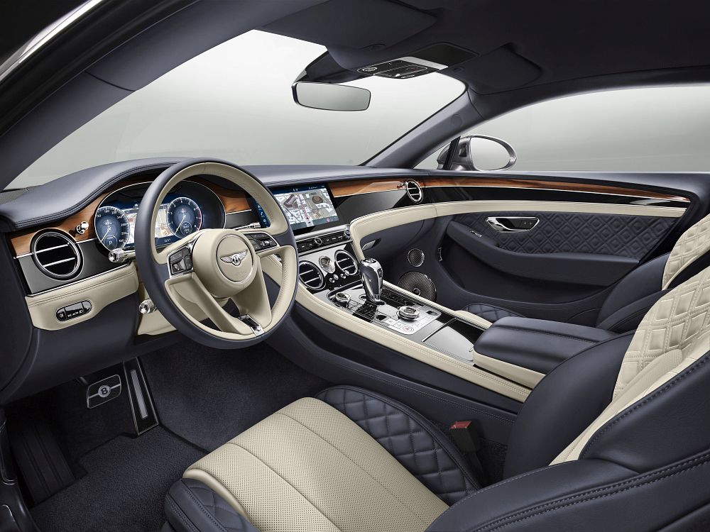 New Continental GT – 20