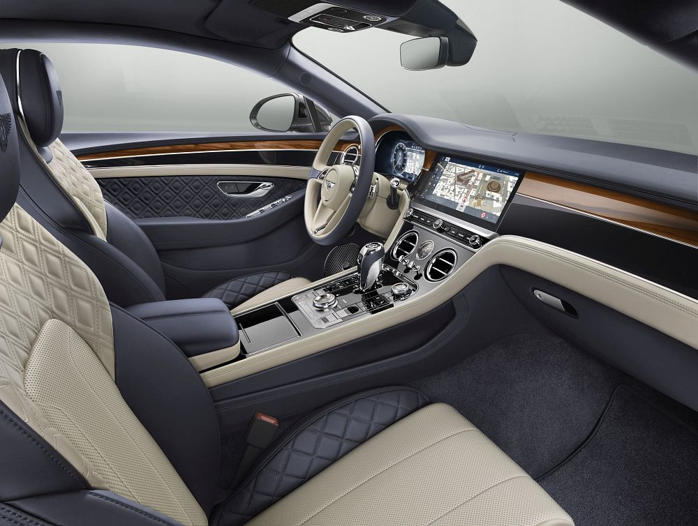 New Continental GT – 21