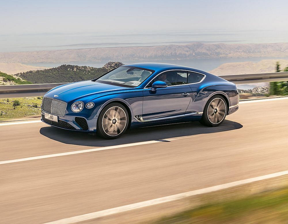 New Continental GT – 3