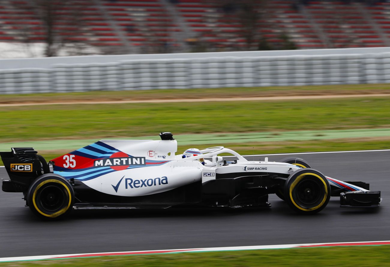Williams f1 2018 (3)