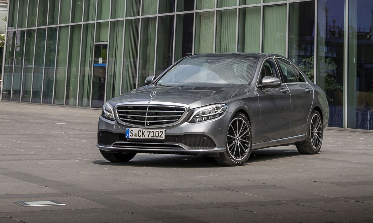 Die neue C-Klasse  Luxemburg & Moselregion 2018 // The new C-Class Luxembourg & Moselle region 2018